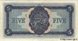 5 Pounds ÉCOSSE  1968 P.170