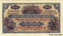 1 Pound ÉCOSSE  1945 P.189c SUP