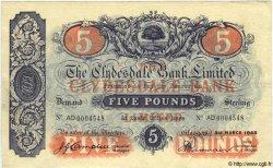 5 Pounds ÉCOSSE  1948 P.190 SUP+