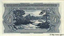 1 Pound ÉCOSSE  1954 P.191a pr.NEUF