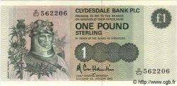 1 Pound ÉCOSSE  1983 P.211b NEUF