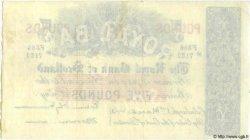 5 Pounds ÉCOSSE  1943 P.317c TTB+