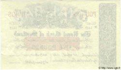 5 Pounds ÉCOSSE  1955 P.323c SPL