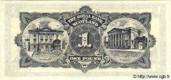 1 Pound ÉCOSSE  1965 P.325a pr.NEUF