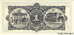 1 Pound ÉCOSSE  1966 P.325b NEUF
