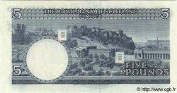 5 Pounds ÉCOSSE  1970 P.335 pr.NEUF