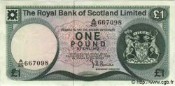 1 Pound ÉCOSSE  1972 P.336 pr.NEUF