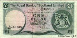 1 Pound ÉCOSSE  1979 P.336 TTB
