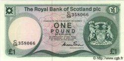 1 Pound ÉCOSSE  1982 P.341a NEUF