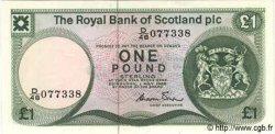 1 Pound ÉCOSSE  1986 P.341Aa NEUF