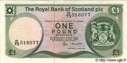 1 Pound ÉCOSSE  1986 P.341Ab SUP+