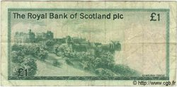 1 Pound ÉCOSSE  1984 P.341b TB