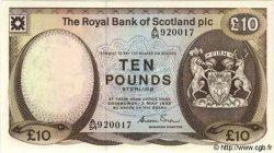 20 Pounds ÉCOSSE  1982 P.343a pr.NEUF
