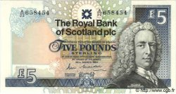 5 Pounds ÉCOSSE  1987 P.347 NEUF