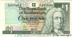 1 Pound ÉCOSSE  1988 P.351a pr.NEUF