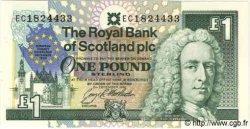 1 Pound ÉCOSSE  1992 P.356 NEUF