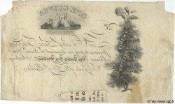 1 Guinée ÉCOSSE  1821 PS.157 TB+