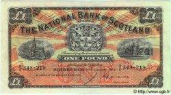 1 Pound ÉCOSSE  1952 PS.570b SUP