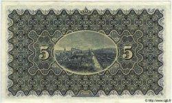 5 Pounds ÉCOSSE  1956 PS.571 SPL