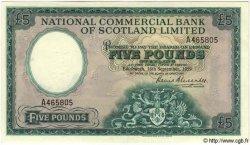 5 Pounds ÉCOSSE  1959 PS.592 SPL