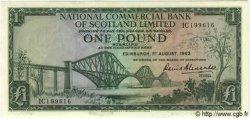 1 Pound ÉCOSSE  1963 PS.595 NEUF