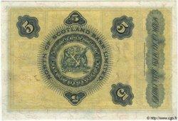 5 Pounds ÉCOSSE  1934 PS.640 SUP