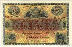 5 Pounds ÉCOSSE  1947 PS.811d TTB+