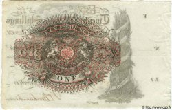 20 Shillings / 1 Pound Sterling ÉCOSSE  1821  SUP