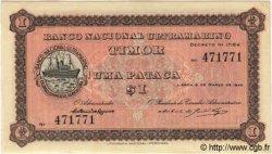 1 Pataca TIMOR  1945 P.15 pr.NEUF