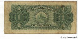 1 Pataca TIMOR  1945 P.16 pr.TB