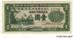 1 Pataca TIMOR  1945 P.16 SPL