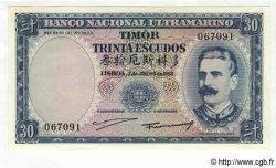 30 Escudos TIMOR  1959 P.22a pr.NEUF