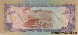 20 Afghanis AFGHANISTAN  1979 P.056a NEUF