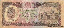 1000 Afghanis AFGHANISTAN  1991 P.061c NEUF