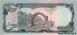 10000 Afghanis AFGHANISTAN  1993 P.063a NEUF
