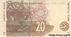 20 Rand AFRIQUE DU SUD  1993 P.124 NEUF