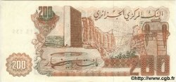 200 Dinars ALGÉRIE  1983 P.135 SPL