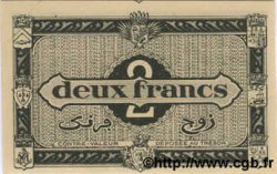 2 Francs ALGÉRIE  1944 P.099b NEUF