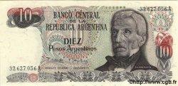 10 Pesos Argentinos ARGENTINE  1983 P.313 NEUF
