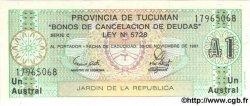 1 Austral ARGENTINE  1991 PS 2711b NEUF