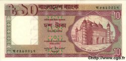 10 Taka BANGLADESH  1982 P.26b NEUF