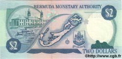 2 Dollars BERMUDES  1997 P.40Ab pr.NEUF