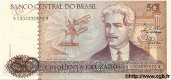 50 Cruzados BRÉSIL  1987 P.210b NEUF