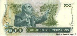 500 Cruzados BRÉSIL  1986 P.212d NEUF