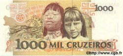 1000 Cruzeiros BRÉSIL  1990 P.231b NEUF