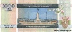 1000 Francs BURUNDI  1994 P.39 NEUF