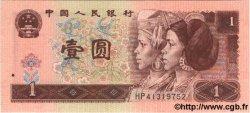 1 Yuan CHINE  1980 P.0884c NEUF