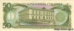 50 Colones COSTA RICA  1993 P.257 NEUF