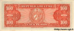 100 Pesos CUBA  1959 P.093a NEUF