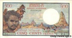 500 Francs DJIBOUTI  1979 P.36a NEUF